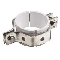 六角管支架,紧固直径¢8—¢400,扁形管支架冲压管支架多种材质型号可供选用