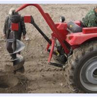 立式支架挖坑机栽种果林 工厂