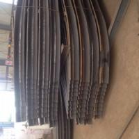 销售12#矿用工字钢支架 矿工钢支架 型号价格 定制加工