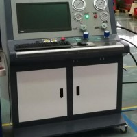 pe塑料软管爆破试验机,空气管水压耐压测试机,管高压水压试验