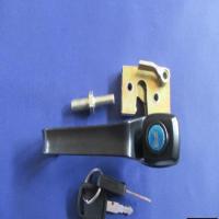 **供应徐工LW500KV配件后机罩后折页门锁400403667左门锁组件