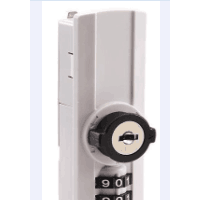 ** 密码移门锁 玻璃柜移门锁 家具柜锁 钢质柜密码锁,玻璃柜密码锁